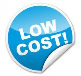 Nizki stroški postavitve spletne trgovine